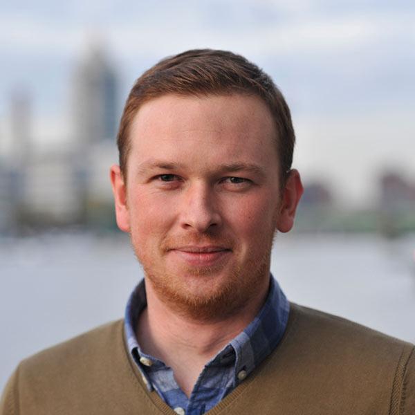 James Higgins: Head of Studies